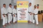 Karate beim Gesundheitstag der NMS Stift Zwettl