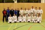 NÖ Prüfungskommission bestätigt Karateniveau