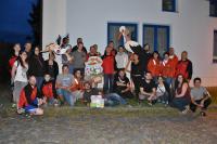 Storch bei Familie Schüpany gelandet!