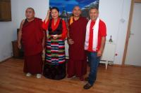 Tibetische Mönche im Waldviertel!