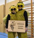 Die Bienen sind los!
