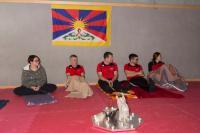 Den täglichen Pflichten mit Meditation entrinnen