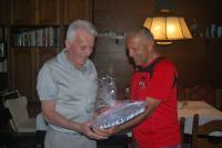Ältestes Vereinsmitglied feiert 80. Geburtstag!