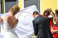 Alexandra & Stephan sagten Ja zu einer gemeinsamen Zukunft