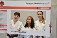Prüfungstag bei Bushido Echsenbach